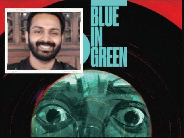 Graphic artist Anand Radhakrishnan wins Eisner award_40.1