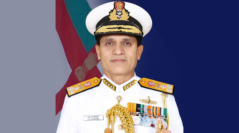 Vice Admiral SN Ghormade takes charge as Vice Chief of the Naval Staff_40.1