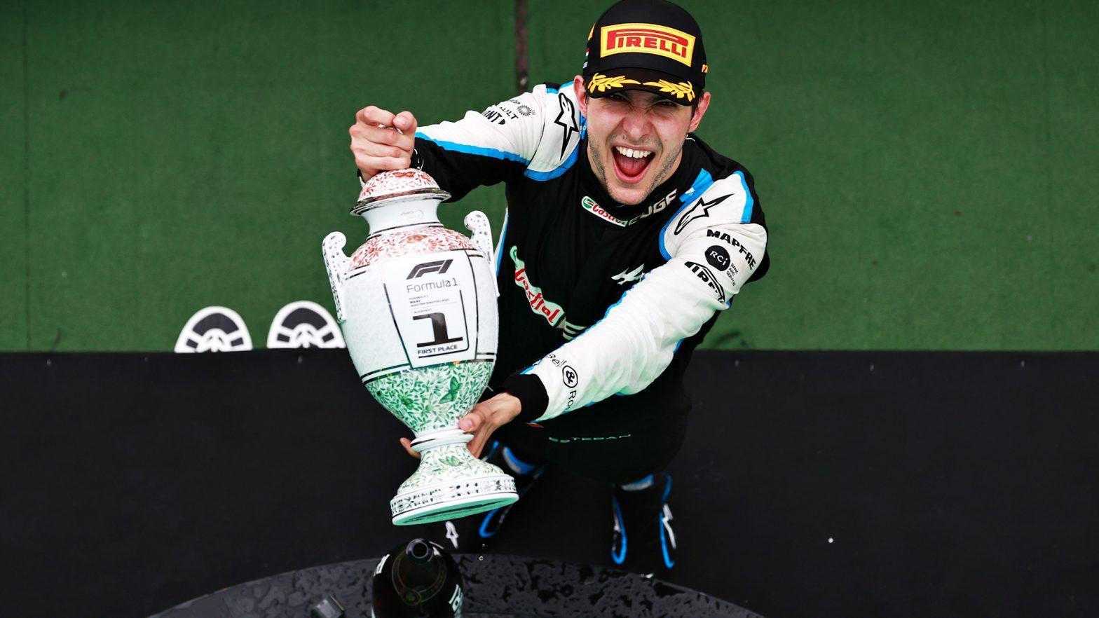 Esteban Ocon wins Hungarian GP 2021_40.1