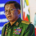 Myanmar Military Chief appointed as interim Prime Minister