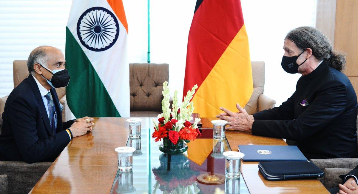 Germany becomes 5th country to sign ISA Framework Agreement_40.1