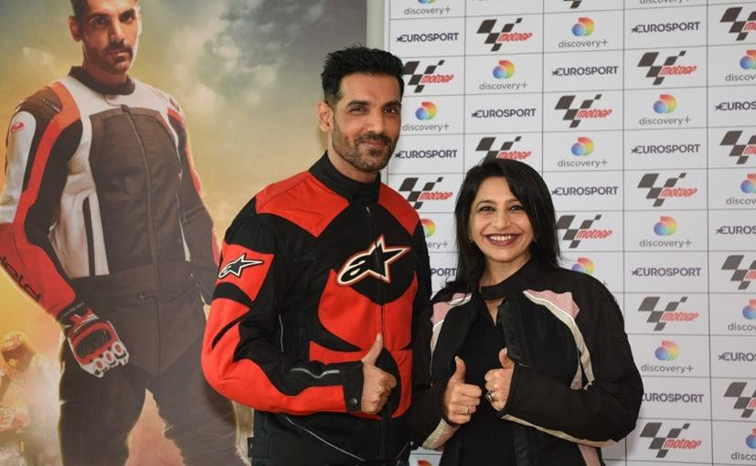 Eurosport India appoints John Abraham as the MotoGP Brand Ambassador_40.1