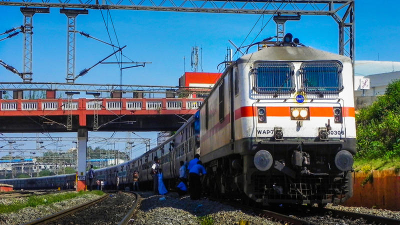 Indian Railways Launches Rail Madad: A Unified Customer Care Solution_40.1