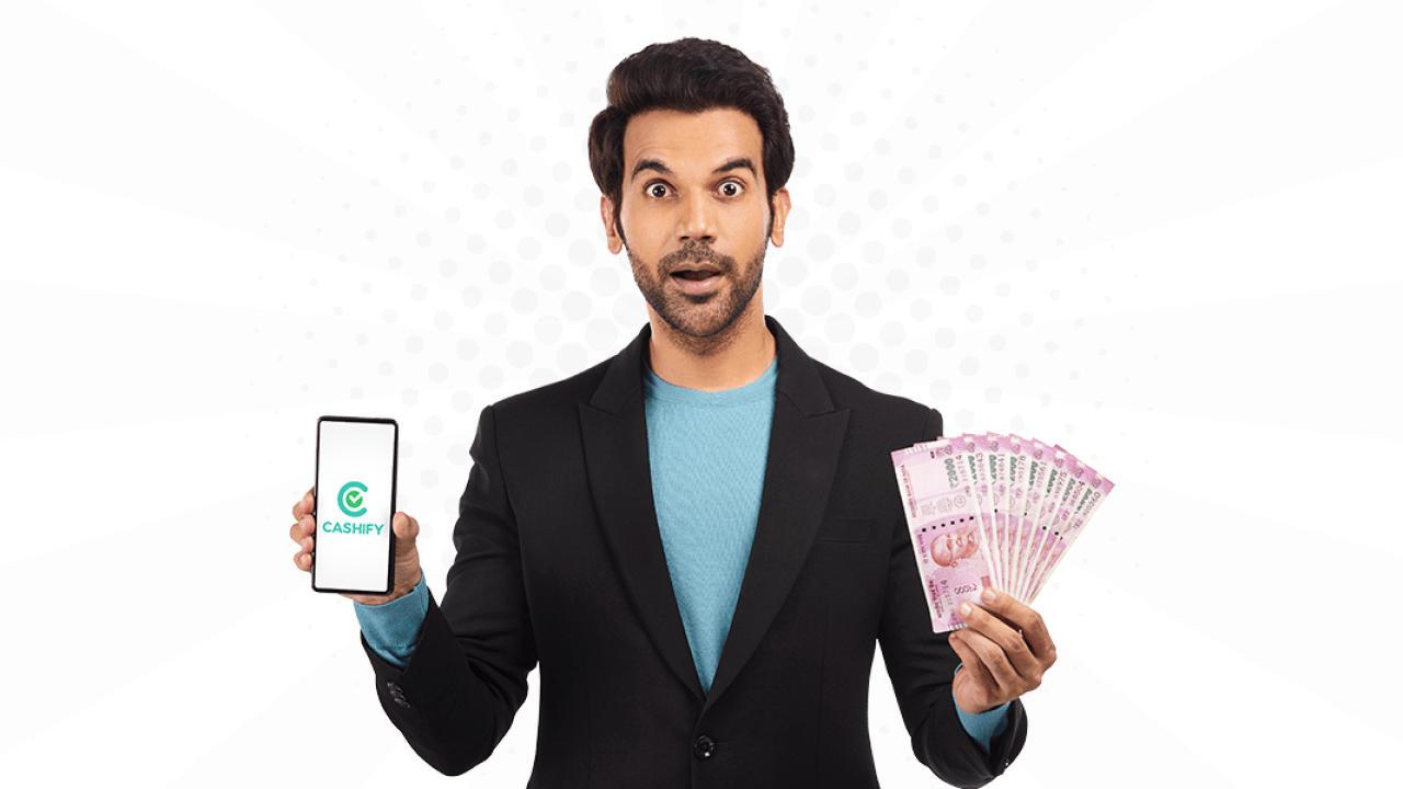Cashify appoints Rajkummar Rao as first brand ambassador_40.1