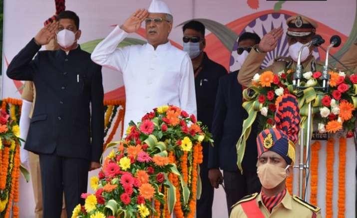Chhattisgarh CM Bhupesh Baghel announces 4 new districts_40.1