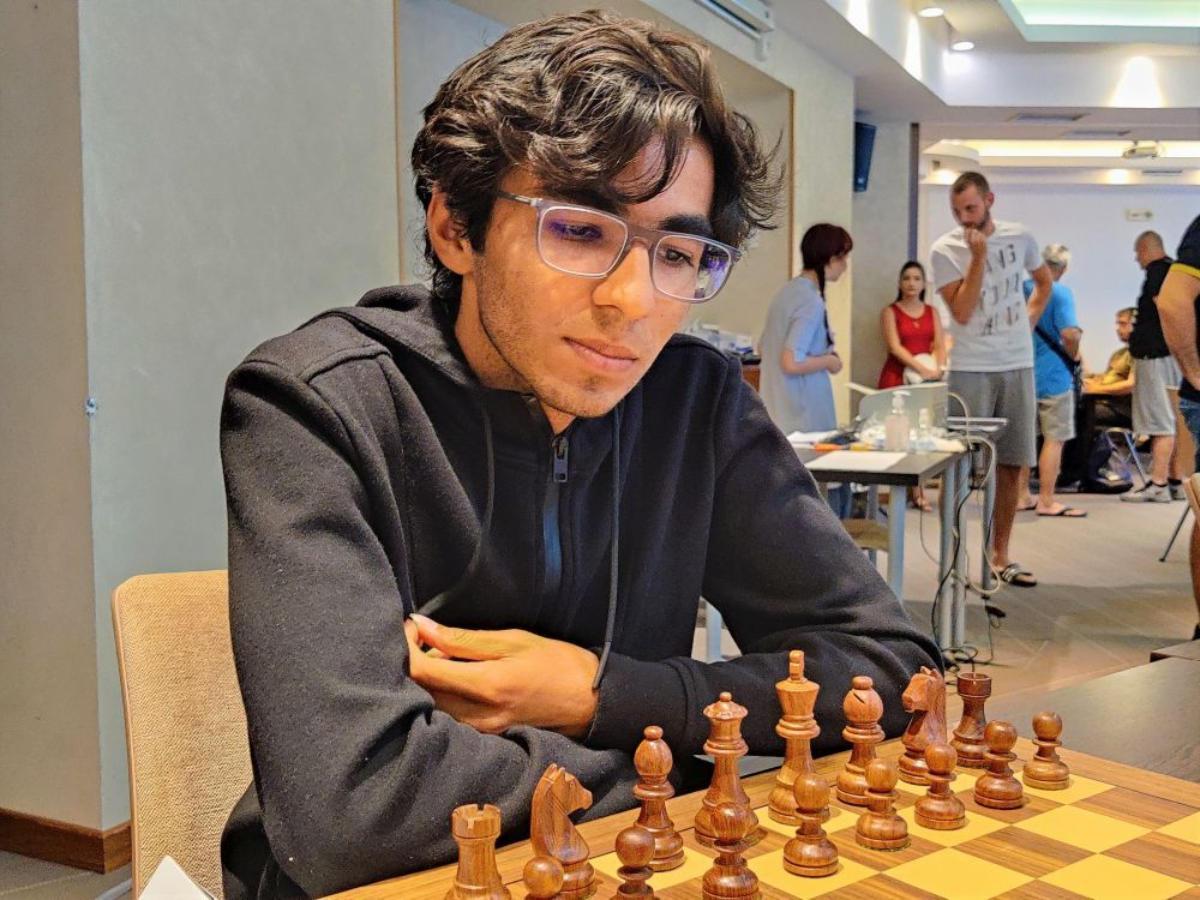 Harshit Raja becomes India's 69th Chess Grandmaster_40.1