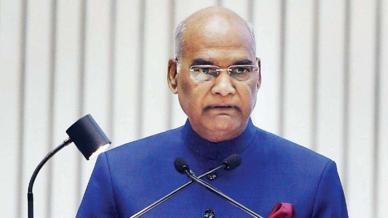 President Ram Nath Kovind confers 144 Gallantry awards in 2021_40.1