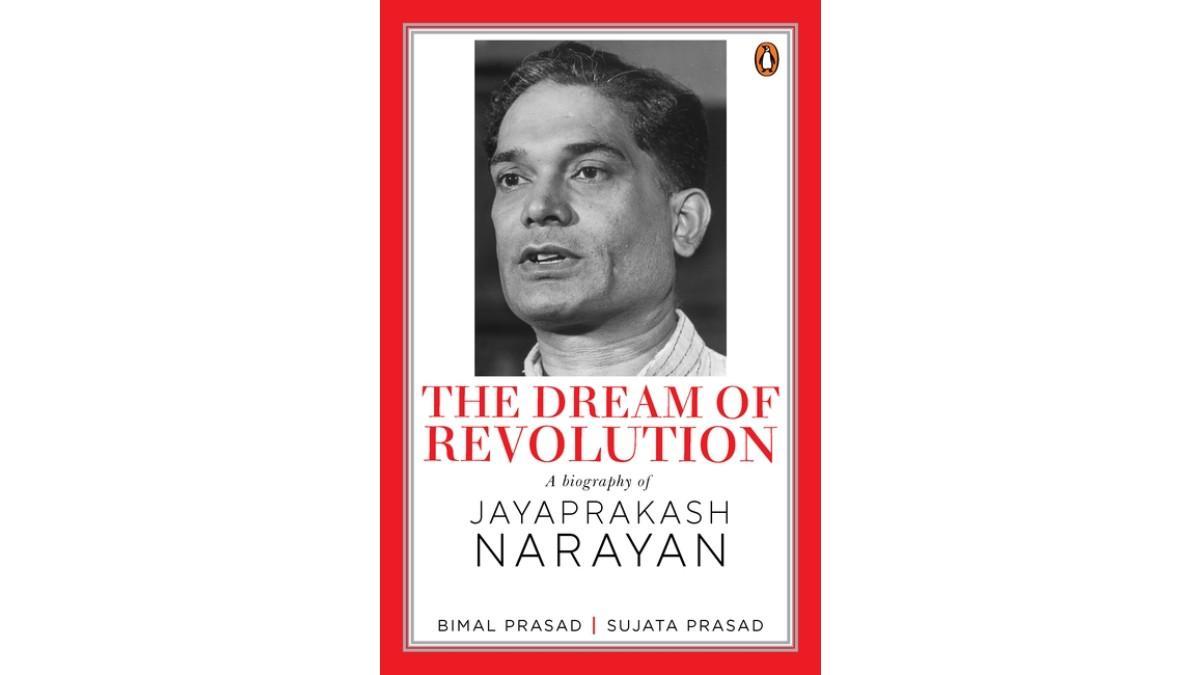 A book to explore life and works of Jayaprakash Narayan_40.1