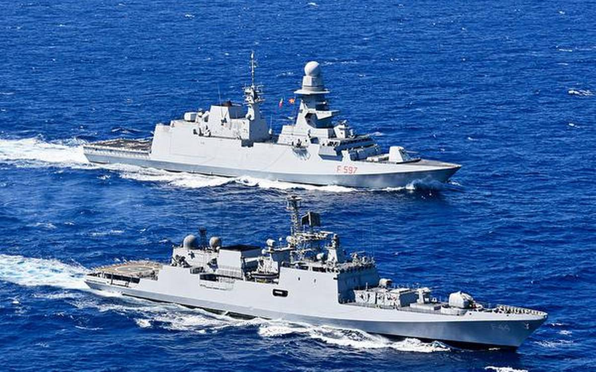 INS Tabar Participates in Exercise Konkan 2021_40.1