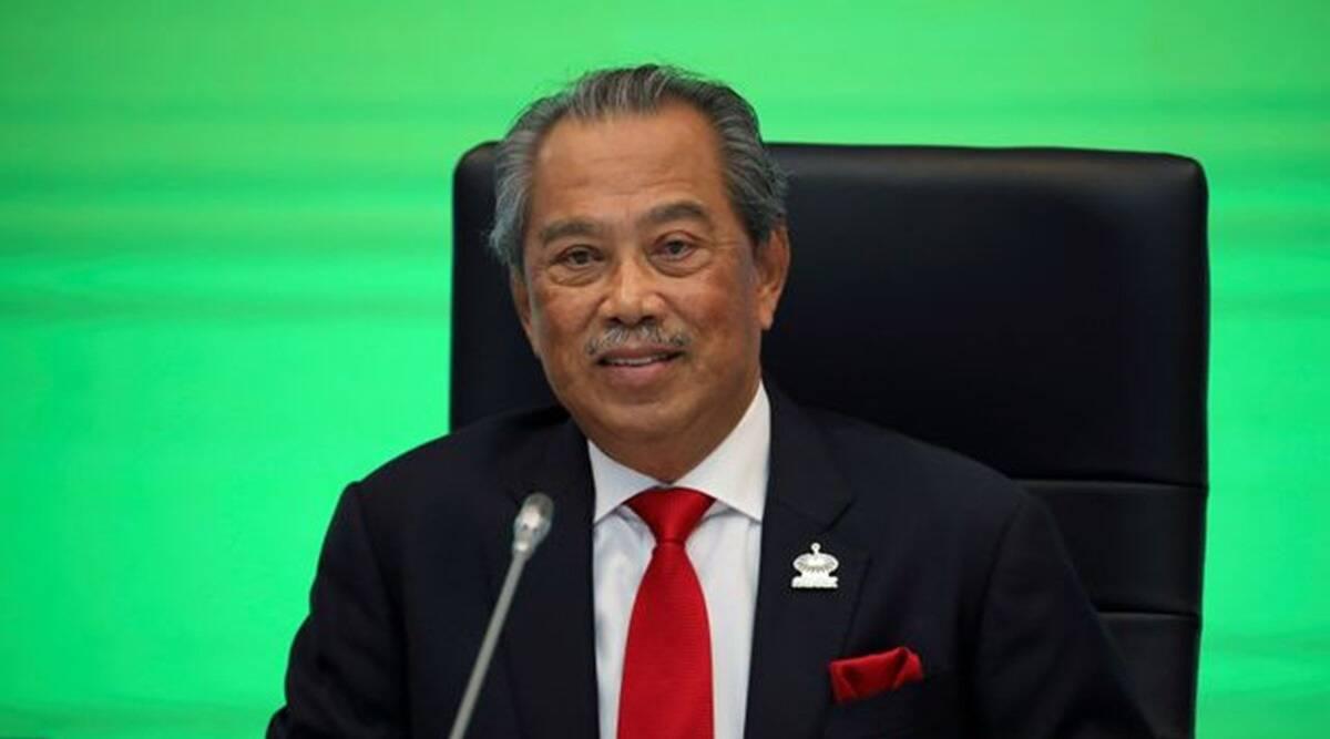 Malaysian Prime Minister Muhyiddin Yassin resigns_40.1