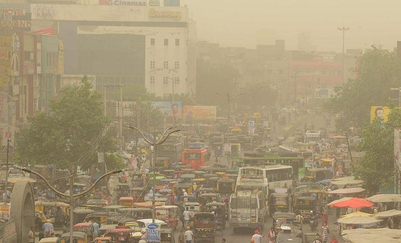 Ghaziabad is world's second most polluted city of 2020_40.1