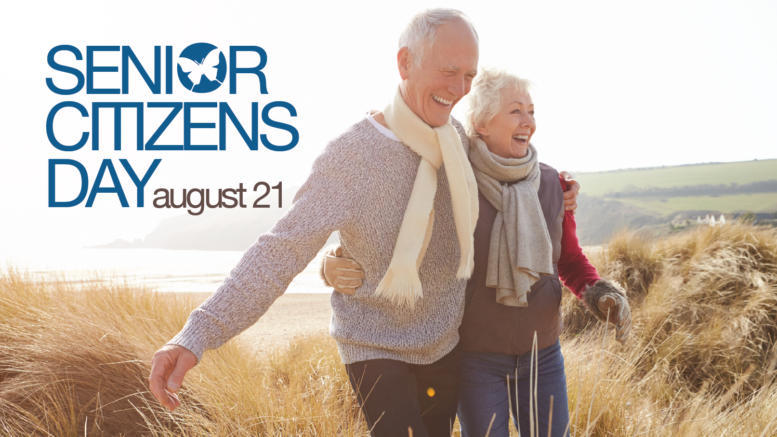 World Senior Citizen Day: 21 August_40.1