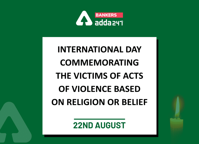 International Day Commemorating the Victims of Acts of Violence Based on Religion or Belief_40.1