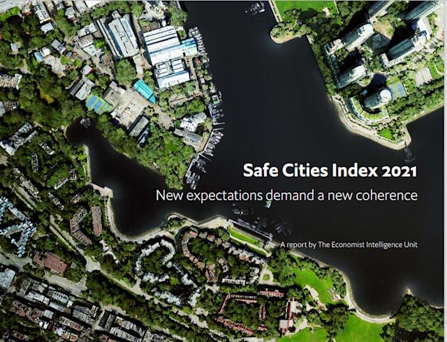Copenhagen tops EIU's Safe Cities Index 2021_40.1