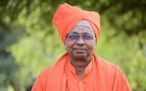 Sri Basava International Award for seer of Bhalki Hiremath_40.1