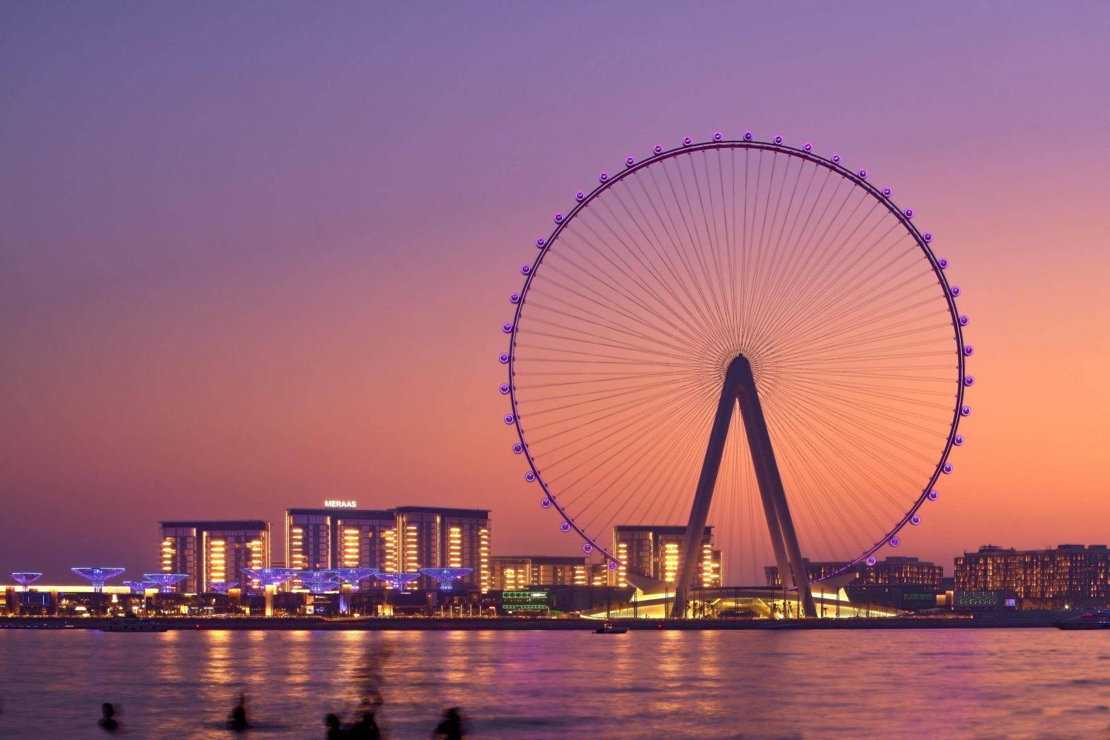 UAE announces the world's tallest observation wheel 'Ain Dubai'_40.1