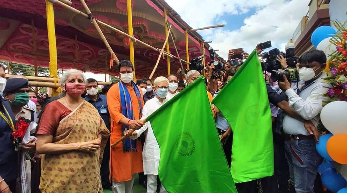 FM Nirmala Sitharaman inaugurates 'My Pad, My Right' project in Tripura_40.1