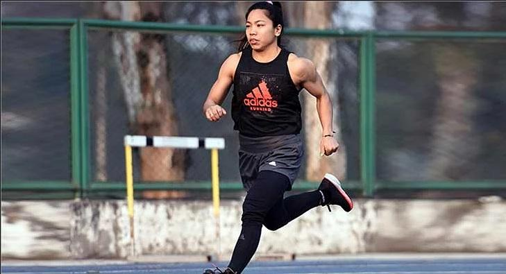 Adidas roped Mirabai Chanu for its 'Stay in Play' campaign_40.1