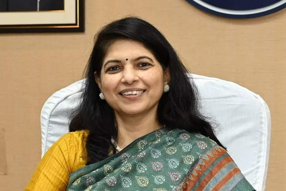 Vartika Shukla becomes first woman CMD of Engineers India Ltd_40.1