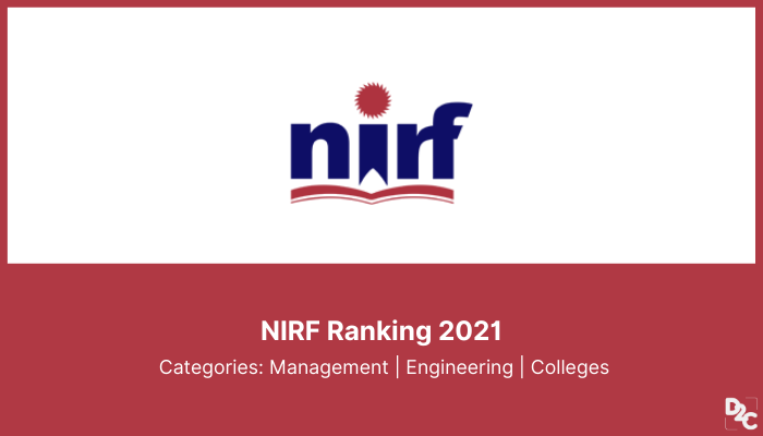 IIT Madras Retains Top Spot in Overall Category of NIRF India Ranking 2021_40.1