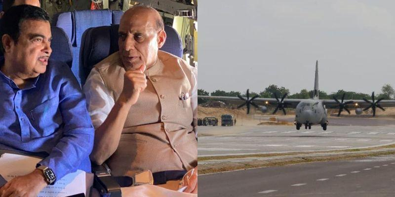 India's 1st Emergency Landing Facility on National Highway in Rajasthan_40.1