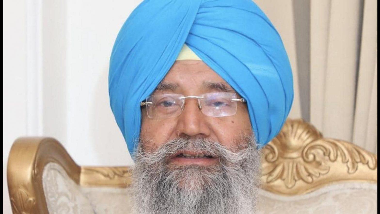 Iqbal Singh Lalpura named chairman of National Commission for Minorities_40.1