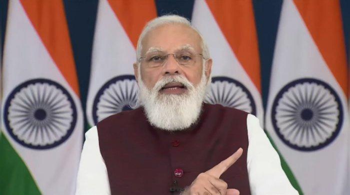 PM Narendra Modi inaugurates Sardardham Bhavan_40.1