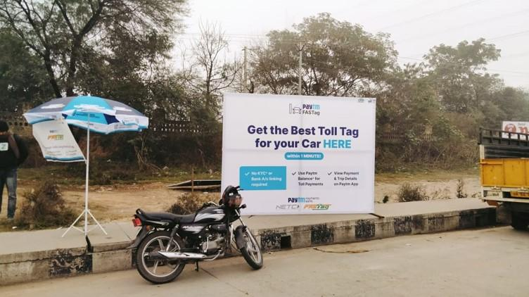 Paytm Payments Bank launches FASTag-based metro parking facility_40.1