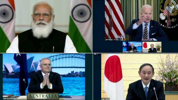 PM Narendra Modi to attend first in-person Quad Summit at White House_40.1
