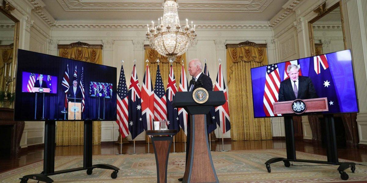"US, UK and Australia announce new partnership ""AUKUS""_40.1"