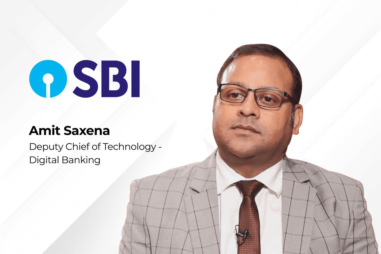 SBI's Amit Saxena joins RBI Innovation Hub as CTO_40.1