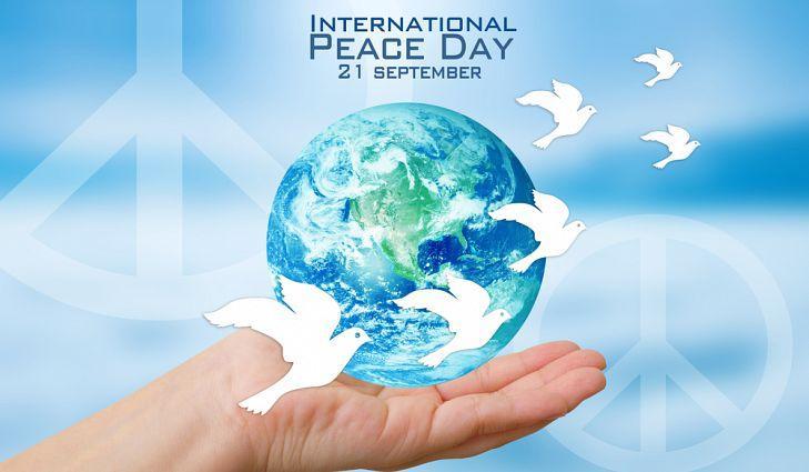 International Day of Peace: 21 September_40.1