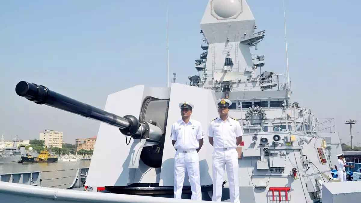 Indian & Indonesian Navy participate in 3rd edition of 'Samudra Shakti'_40.1