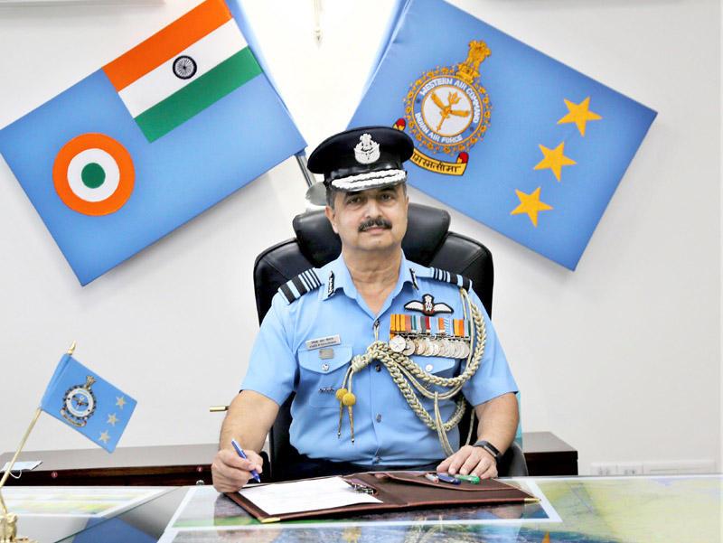 Air Marshal VR Chaudhari appointed as new IAF Chief_40.1