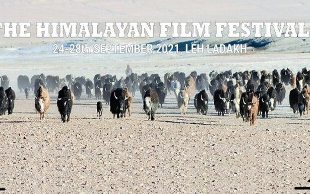 """Ladakh set to roll out 1st edition of """" Himalayan Film Festival 2021""""_40.1"""