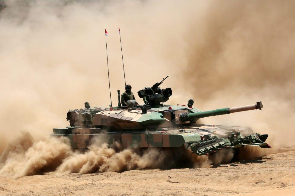 Defence ministry places order for 118 Arjun Mk-1A tanks_40.1