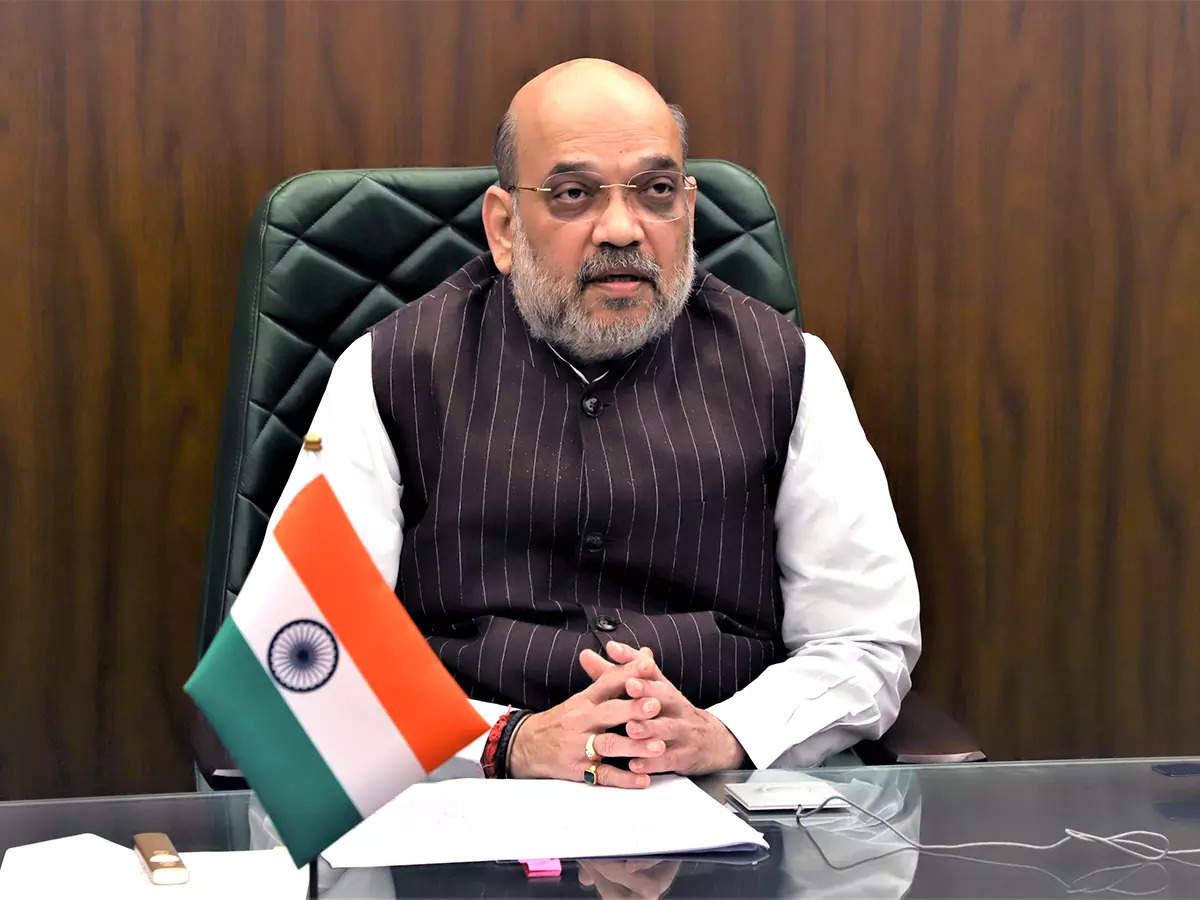 Amit Shah addresses first 'National Cooperative Conference'_40.1