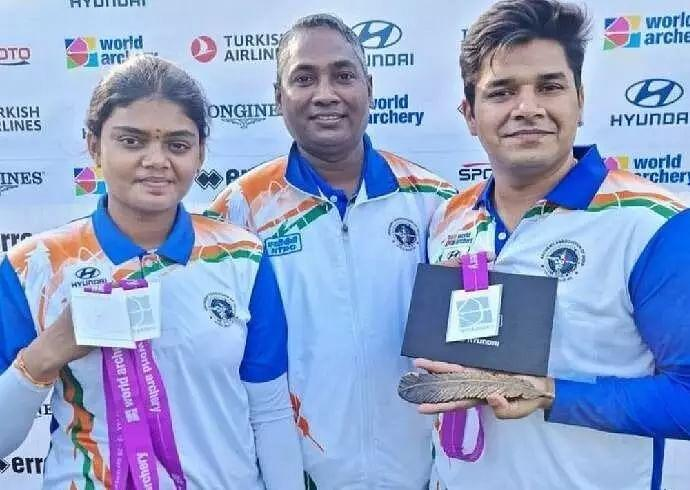 India claim three silver medals at 2021 Archery World Championships_40.1