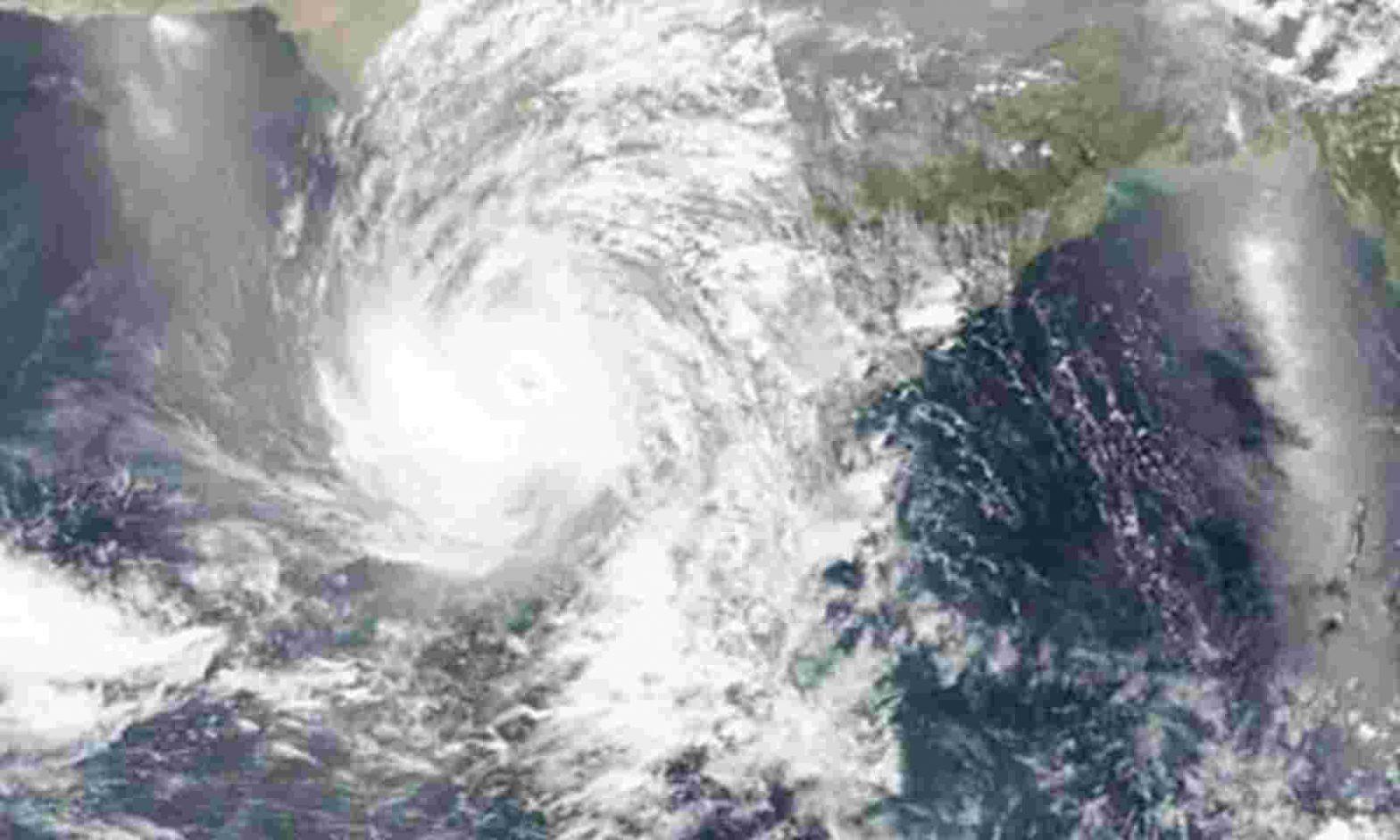 Cyclonic Storm 'Gulab' hits Andra and Odisha_40.1