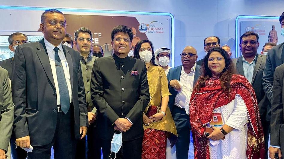 India Pavilion inaugurated at Dubai Expo 2020_40.1