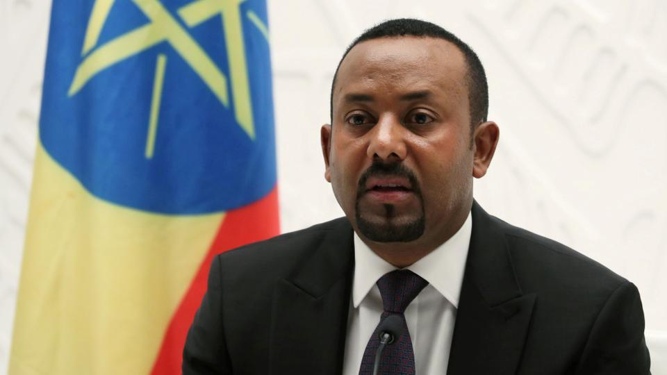 Ethiopian PM Abiy Ahmed takes oath for second term_40.1
