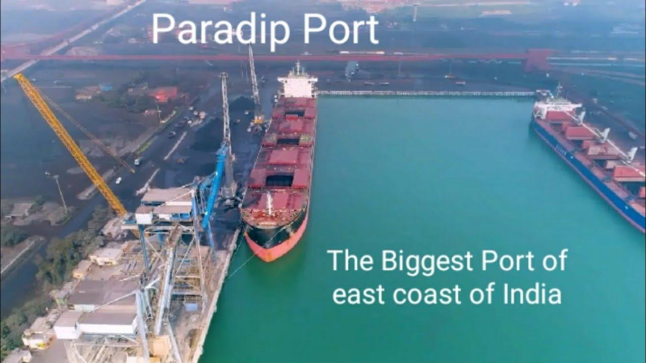 PL Haranadh takes charge as Chairman of Paradip Port Trust_40.1