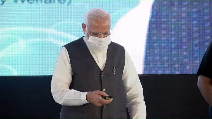 PM Narendra Modi dedicates to nation 35 PSA Oxygen Plants_40.1