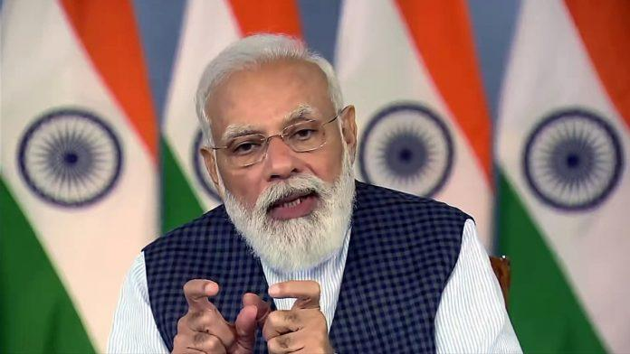 PM Narendra Modi launches Indian Space Association_40.1