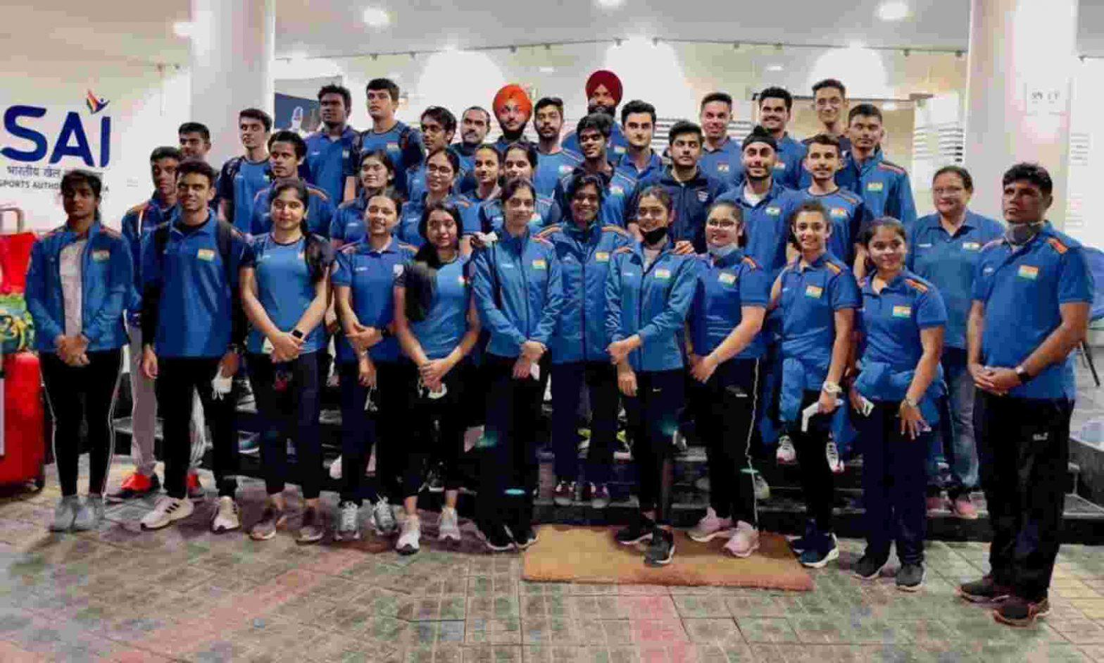 Indian Shooters win 43 medals at ISSF Junior World Championship_40.1