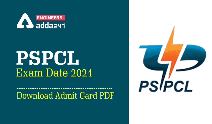 PSPCL Exam Date 2021